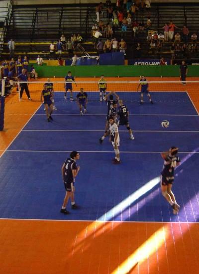 micro estadio boca juniors volley play court (5)